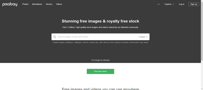Pixabay免费高清图片